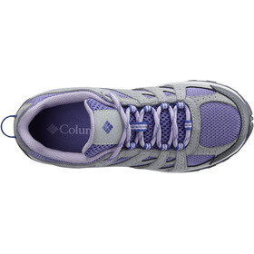 Columbia Youth Redmond - Chaussures Enfant - gris/violet
